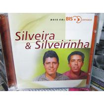 Silveira & Silveirinha, Cd Duplo Série Bis, 28 Sucessos