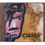 Banda Casaca - Cd No Tambor Na Casaca Na Guitarra - Seminovo