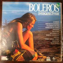 Lp Vinil Boleros Inesqueciveis