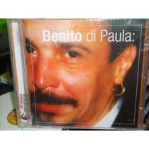 Benito Di Paula-o Talento De -novo-lacrado-frete Grátis!!!