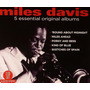 Miles Davis - 5 Essential Original Albums [ Box Com 3 Cds ]