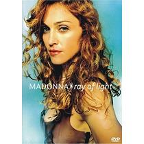 Dvd Madonna - Ray Of Light