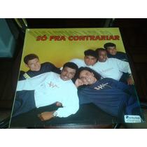 Lp Vinil Só Pra Contrariar 1993