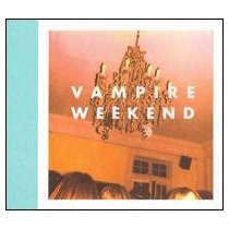 Cd Vampire Weekend Novo Lacrado Importado
