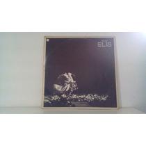 Lp Elis - Trem Azul - Album Duplo - 1982