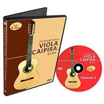 Curso De Ponteados P Viola Caipira Em Dvd - Volume 2 - Edon