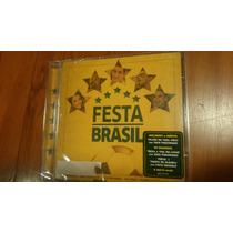 Cd Festa Brasil Ivete Seu Jorge Original Lacrado