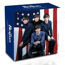 Box The Beatles U S Albuns 13 Cds De Luxo - U S A Novo!!!