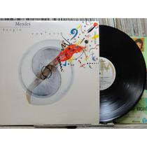 Sergio Mendes Confetti Lp A&m Records 1984 Importado Encarte