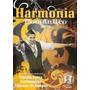 Dvd Harmonia Do Samba Romântico Ao Vivo (2008) Lacrado Raro
