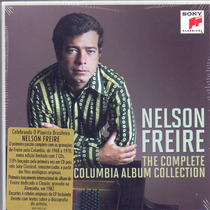 Box Nelson Freire - The Complete Collection - Novo***