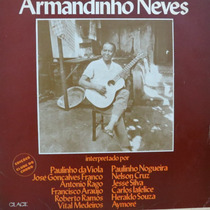 Lp - Armandinho Neves - Choros E Valsas - Vinil Raro