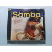 Cd O Melhor Do Samba (original) Frete R$ 8,00