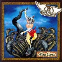 Cd Lacrado Aerosmith Nine Lives 1997