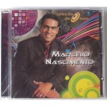 Cd Marcelo Nascimento Seleção De Ouro Novo Lacrado Raridade