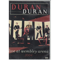 Dvd Duran Duran - Live At Wembley Arena 2004