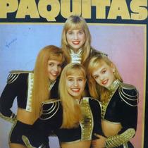 Lp - Paquitas - Alegres Paquitas - Vinil Raro