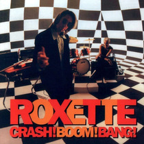 Cd Lacrado Roxette Crash Boom Bang 1994