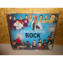 Cd As Novas Caras Da Música Rock ---2002--- Frete Grátis