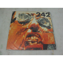 Lp Front 242 - Tyranny (for You) (p)1991 C/ Encarte