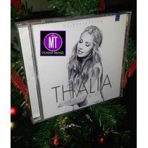 Oferta! Thalia Cd Amore Mio Deluxe Mexican 2014 Frete Grátis