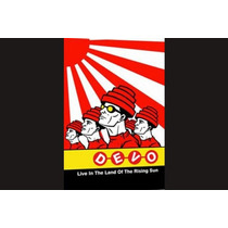 Dvd-devo-live In The Land Of The Rising Sun-lacrado De Fabri