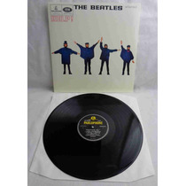 Beatles Lp Imp Usado Help! 2012 180 G Stereo Made In Eu