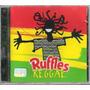 Cd Ruffles Reggae-ziggy Marley-inner Circ / Frete Gratis