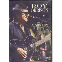 Dvd Roy Orbison - Live At Austin City Limits 1982