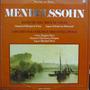 Lp - Mendelssohn - Sonho De Uma Noite De Verão Vinil Raro