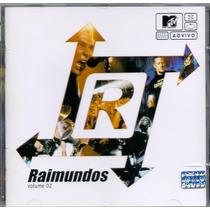 Cd Raimundos - Mtv Ao Vivo Vol. 2 - Novo***