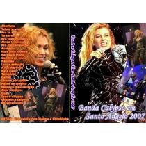 Dvd Banda Calypso Em Santo Angelo 2007