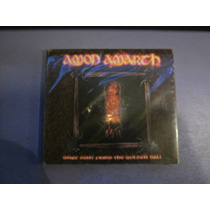 Cd Duplo Amon Amarth Once Sent From The Golden Digipack Imp