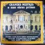 Lp Vinil Grandes Mestres E Suas Obras Primas Verdi