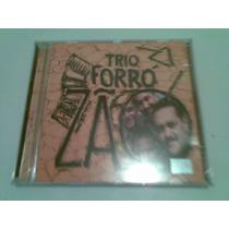 Cd Trio Forrozao ,,, Seminovo