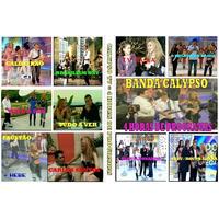 Dvd Banda Calypso 4 Horas De Programas 2007