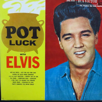 Lp - Elvis Presley - Elvis Whit Pot Luck - New Or Vinil Raro