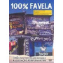 Dvd 100% Favela Duplo Lacrado