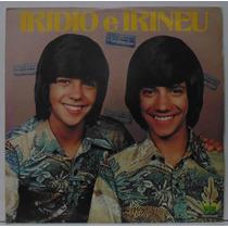 Lp Iridio E Irineu - Oi, Viola - 1979 - Copacabana