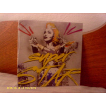 Madonna - Super Star - Cd Single 2 Faixas - Lacrado