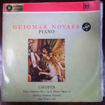 Lp Vinil Guiomar Novaes Piano