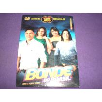 Dvd Bonde Do Forró -ao Vivo Na Casa De Forró(fortaleza)