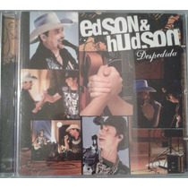 Cd Edson E Hudson - Despedida