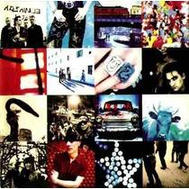 Cd - U2 - Achtung Baby- Lacrado