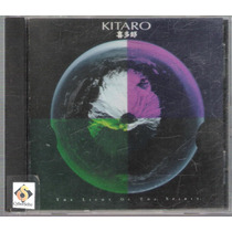 Cd Kitaro - The Light Of The Spirit - Importado
