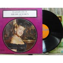 Les Grandes Roles Hilde Gueden Soprano Lp Decca Capa Dupla