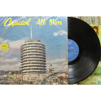Ray Anthony Sua Orquestra Capitol All Stars Lp Capitol