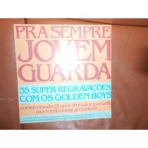 Vinil Golden Boys Pra Sempre Jovem Guarda 35 Regravações
