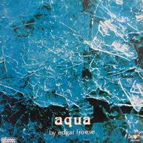 Lp - Edgar Froese - Aqua - Vinil Raro