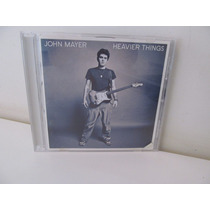 John Mayer - Heavier Things - Usa Estado De Novo